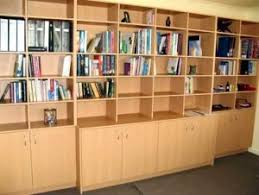 custom built office storage cabinets built office storage