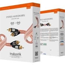 <b>Кабель межблочный Inakustik Star</b> Audio Cable, RCA, 1.5 m ...