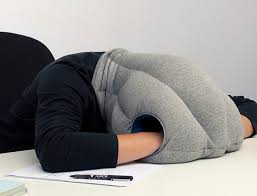 The Original <b>Ostrich Pillow</b>: <b>Rest</b> Well With the Ultimate <b>Travel Pillow</b> ...
