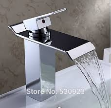 Online Shop Newly <b>Bathroom Basin Sink Faucet</b> Waterfall ...