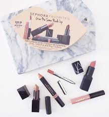 <b>Sephora Favorites</b> Give Me Some <b>Nude</b> Lip — Beauty by Kelsey