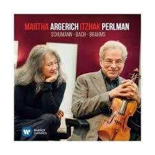 <b>Martha Argerich</b> And <b>Itzhak</b> Per - Bach & Schumann (Vinyl) : Target
