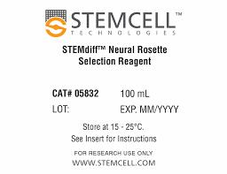 STEMdiff™ Neural <b>Rosette</b> Selection Reagent | STEMCELL ...