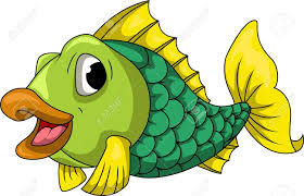 Image result for fish cartoon images