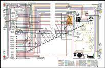 camaro parts 14261 1967 camaro standard rs 8 1 2 x 11 1967 camaro standard rs 8 1 2 x 11 laminated colored wiring diagram
