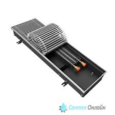 Купить <b>Конвектор внутрипольный</b> КВЗ 150-85-800 <b>Techno</b> в ...