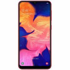 <b>Смартфон Samsung Galaxy A10</b> красный 32 ГБ купить по низкой ...