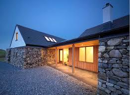 Coll Property  Hebrides House  Scottish Home   e architectColl house design