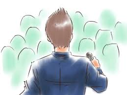 ways to select a topic for a speech wikihow