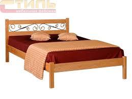 <b>Кровать Венеция 1</b> / Мебельная фабрика «<b>Стиль</b>», г. Владимир