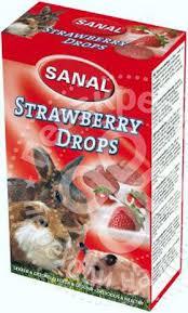 Отзывы о <b>Лакомстве для грызунов Sanal</b> Дропсы Strawberry ...