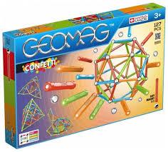 <b>Магнитный конструктор GEOMAG Confetti</b> 354-127 — купить по ...