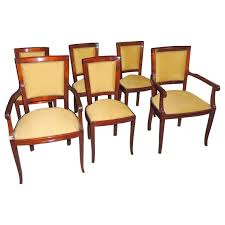6 stunning art deco side chairs french style dining art deco mid century dining