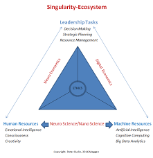 mission statement singularity  the triangle defines an ecosystem that provokes singularity issues for example the question how to balance machine and human resources to optimize economic
