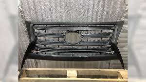 Lexus GX460 <b>решетка радиатора Black Style</b> купить в Москве на ...