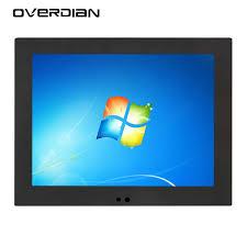 "10.4""<b>Intelligent Computer</b> AIO Panel <b>PC Squre Screen</b> Win7 System ..."