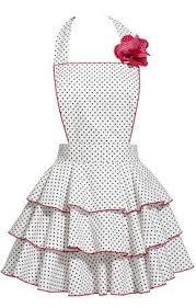 Sewing aprons retro <b>polka dots</b> 39+ ideas | Винтажные <b>фартуки</b> ...