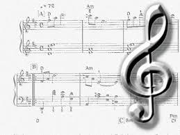 Resultado de imagem para imagem de organização da musica