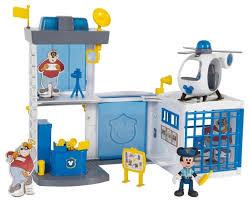 <b>Игровой набор</b> IMC Toys Микки и <b>весёлые</b> гонки: Полицейский ...
