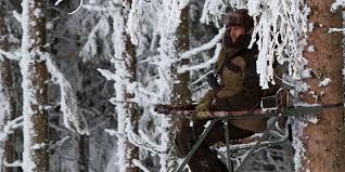Выбираем зимнюю одежду для <b>охоты</b>