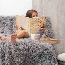 <b>Плед</b> светло-<b>серый</b>, 240х220 см, Бамбуковое волокно - купить в ...