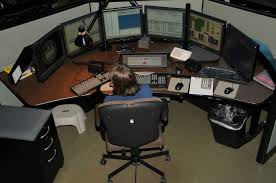 employment dispatcher at work