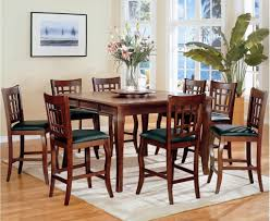 Tall Dining Room Sets Dining Roomelegant Room Inches Quails Run Tall Table Dqtae At