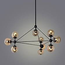 lightinthebox pendant lights 10 light simple modern artistic ms 86526 modern home ceiling lighting fixtures home