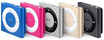 <b>Плееры Apple iPod</b> nano и iPod shuffle стали частью истории