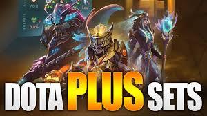 Dota <b>2 New</b> Dota Plus <b>Sets</b> (26/09/19) - YouTube