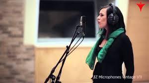 <b>Студийный микрофон NEUMANN TLM</b> 102 BK - YouTube