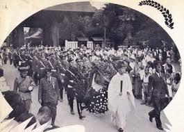 「1938年 - ヒトラーユーゲントの代表団が来日」の画像検索結果