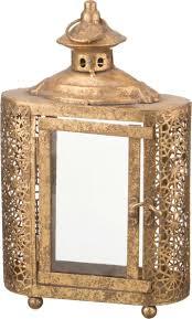 <b>Подсвечник Lefard</b>, 223-011, золотой, 18 х 8 х 30 см — купить в ...