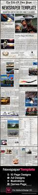 old style newspaper template by tedfull graphicriver old style newspaper template newsletters print templates