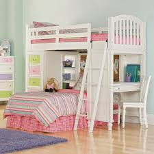 image of nice bunk beds with desk and storage childrens bunk bed desk full