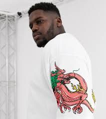 Купить мужские <b>футболки</b> с принтом японские в интернет ...