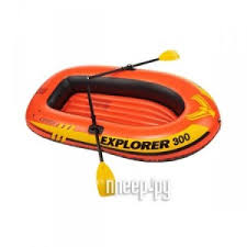 <b>Лодка Intex Explorer 300</b> 58332