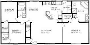 Bedroom Ranch House Plans        Home Plan Design     Bedroom House Floor Plans Bring Comfort To Your Privacy