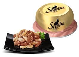 <b>Sheba</b> Classic <b>консервы</b> для кошек <b>Ассорти из</b> цыпленка с уткой