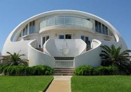 Disaster Proof Architecture  Super Strong Structures   WebEcoistHurricane Proof Dome House in Florida