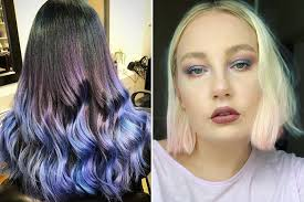Tinsel <b>hair</b> is the hot <b>new Christmas</b> beauty trend - and it's NOT tacky