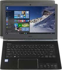 Купить <b>Acer Aspire S5</b>-<b>371</b>-<b>7270</b> black в Москве: цена <b>ноутбука</b> ...