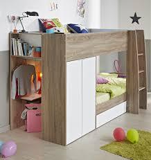 apartment large size bedroom ellio bunk bed white dakota oak for children kids furniture sets bedroom kids bed set cool
