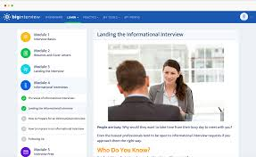 all the help you need to land the job big interview job full video curriculum leads you through every step of the interviewing process here you ll learn how to confidently answer even the toughest questions