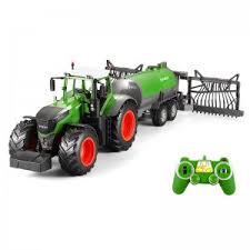<b>Радиоуправляемый сельскохозяйственный трактор</b> Double ...
