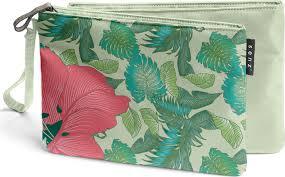 <b>Косметичка Senz Fay Forest</b> Canopy, цвет: разноцветный. 6015012