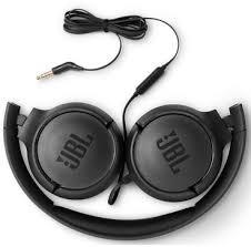 <b>Наушники JBL T500 Black</b>: купить за 1729 руб - цена ...
