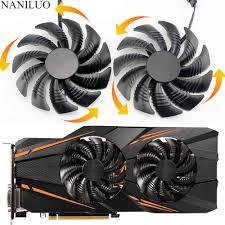 <b>88MM PLD09210S12HH</b> T129215SU <b>4Pin Cooler</b> Fan For Gigabyte ...