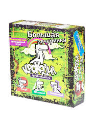 <b>Настольная игра Крокодил</b> Большая вечеринка <b>Magellan</b> ...