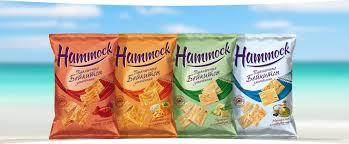 <b>Hammock</b> — Чипсы & снеки — Продукты & бренды